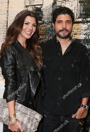 Editorial photo of Kiehl's x Makos Exhibit and Auction for OCRF, Los Angeles, USA