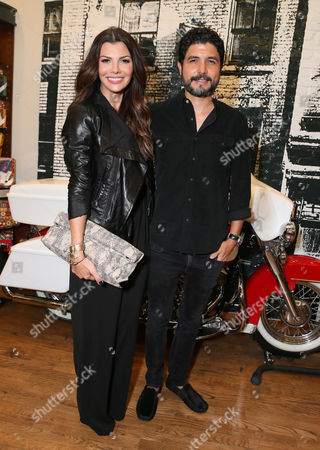 Editorial picture of Kiehl's x Makos Exhibit and Auction for OCRF, Los Angeles, USA