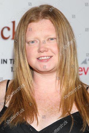 "Charlotte Larsen attends the Los Angeles Premiere of ""Black or White"" held at Regal Cinemas, in Los Angeles"