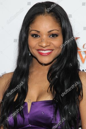 """Stock Picture of Erica Hubbard attends the Los Angeles Premiere of """"Black or White"""" held at Regal Cinemas, in Los Angeles"""