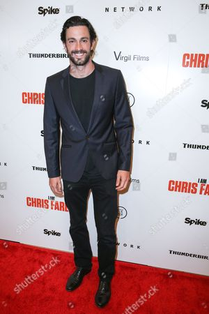 """Editorial photo of LA Premiere of """"I Am Chris Farley"""" - Arrivals, Los Angeles, USA"""