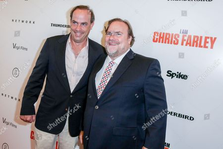 "Editorial picture of LA Premiere of ""I Am Chris Farley"" - Arrivals, Los Angeles, USA"