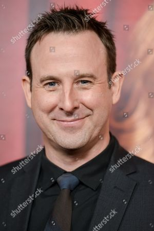 """Robert Bagnell arrives at the LA Premiere Of """"The Comeback"""", in Los Angeles"""