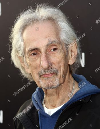 """Larry Hankin arrives at the LA Premiere of """"Pain and Gain"""" at the TCL Theatre on in Los Angeles"""