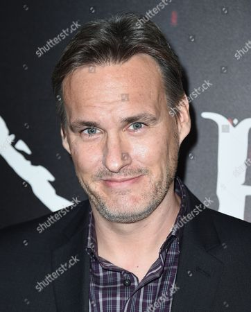 """Stock Picture of Jon Donahue arrives at a special screening of """"Inferno"""" at the Directors Guild of America Theatre, in Los Angeles"""
