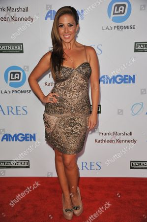 Editorial image of LA's Promise Gala, Los Angeles, USA
