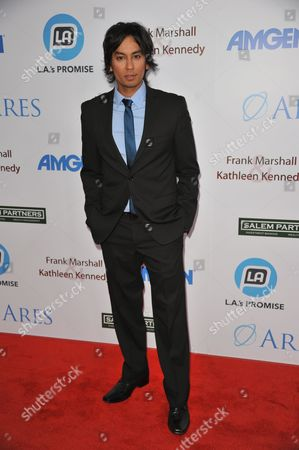 Stock Photo of Vic Sahay attends LA's Promise 2012 Gala at L.A. Live, in Los Angeles
