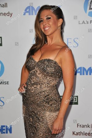 Stock Image of Chiqui Baby attends LA's Promise 2012 Gala at L.A. Live, in Los Angeles