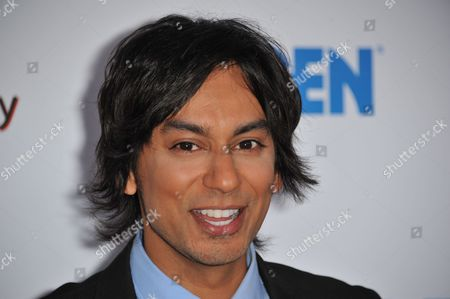 Stock Image of Vic Sahay attends LA's Promise 2012 Gala at L.A. Live, in Los Angeles