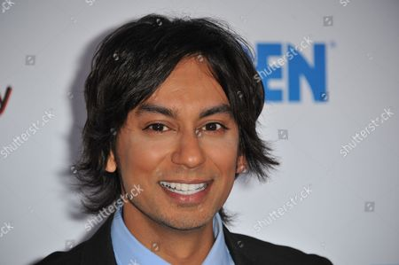 Vik Sahay attends LA's Promise 2012 Gala at L.A. Live, in Los Angeles