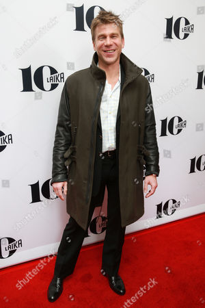 Marc Haimes seen at the LAIKA 10th Anniversary Party at The London Hotel, in West Hollywood, Calif