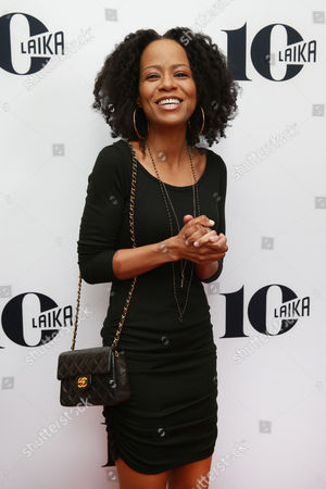 Stock Picture of Tempestt Bledsoe seen at the LAIKA 10th Anniversary Party at The London Hotel, in West Hollywood, Calif