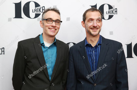 Editorial image of LAIKA 10th Anniversary Party, West Hollywood, USA