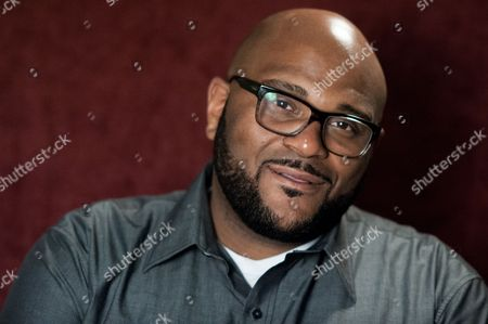 """Ruben Studdard attends Reggie Benjamin's """"Mission Save Her"""" recording session, in Los Angeles"""