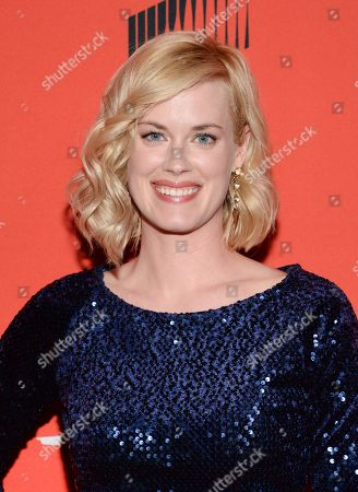 "Stock Picture of Actress Abigail Hawk attends the Hallmark Channel ""Jesse Stone: Lost in Paradise"" world premiere at The Roxy Hotel on in New York"