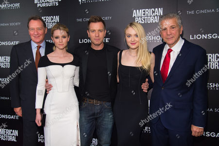"Editorial photo of NY Special Screening of ""American Pastoral"", New York, USA"