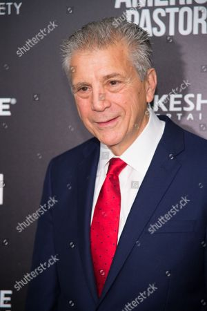 "Stock Photo of John Romano attends a special screening of ""American Pastoral"" at the Museum of Modern Art, in New York"