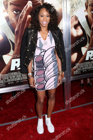 """Editorial image of NY Special Screening of """"Race"""", New York, USA"""
