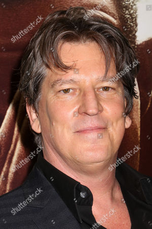 """Director Stephen Hopkins attends a special screening of Focus Features' """"Race"""" at the Landmark Sunshine Cinema, in New York"""