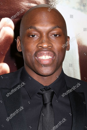 """Moe Jeudy-Lamour attends a special screening of Focus Features' """"Race"""" at the Landmark Sunshine Cinema, in New York"""