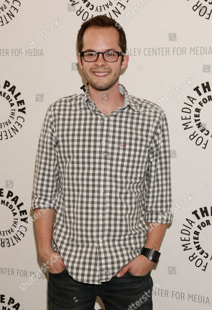 """Actor Neil Grayston attends a Paley Center """"Eureka"""" Panel at The Paley Center for Media on in Los Angeles, CA"""