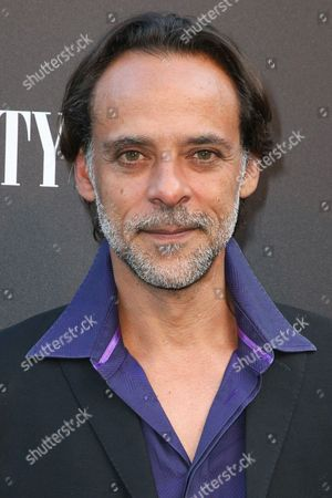"Alexander Siddig arrives at the Party for the Film ""Tut"" at Chateau Marmont, in West Hollywood, Calif"