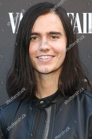 """Anthony De La Torre arrives at the Party for the Film """"Tut"""" at Chateau Marmont, in West Hollywood, Calif"""