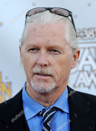 """Stock Image of Actor William Katt poses at The Saturn Awards at the Castaway Event Center, in Burbank, Calif. The annual event honors the best in science fiction, fantasy, horror and """"genre"""" films and television shows"""