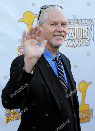 """Stock Photo of Actor William Katt poses at The Saturn Awards at the Castaway Event Center, in Burbank, Calif. The annual event honors the best in science fiction, fantasy, horror and """"genre"""" films and television shows"""