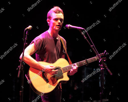 James TW performs in concert as the opening act for Shawn Mendes during his â?oeShawn Mendes World Tourâ?? at The Mann Center for the Performing Arts, in Philadelphia
