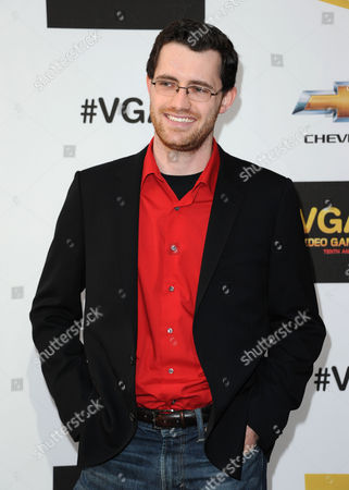 Austin Wintory arrives at Spike's 10th Annual Video Game Awards at Sony Studios, in Culver City, Calif