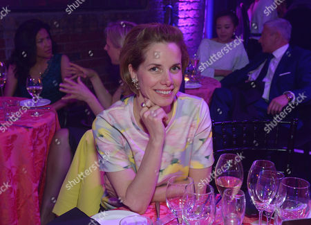 Darcy Bussell seen at The London Cabaret Club Gala Launch at The Collection on 8 May,2014 in London