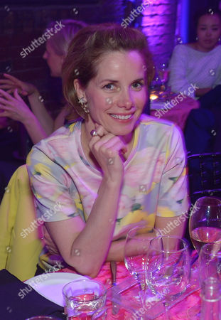 Darcy Bussell seen at The London Cabaret Club Gala Launch Party at The Collection on [8 May,2014.[Photo by Jon Furniss/nvision forAP Images