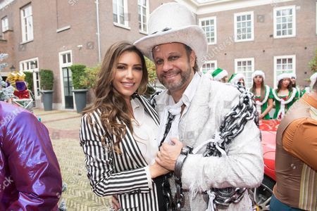 Editorial picture of 'Christmas Show' photocall, Amsterdam, The Netherlands - 25 Sep 2017