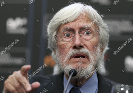 Stock Picture of Jean Michel Cousteau