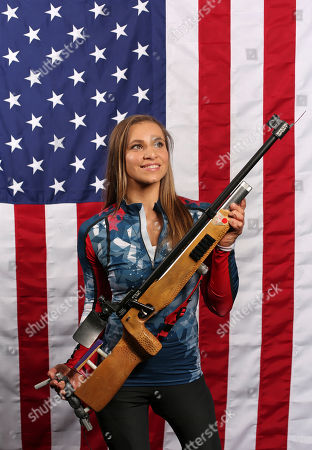 United States Olympic Winter Games Paralympic nordic skier Oksana Masters poses for a portrait at the 2017 Team USA Media Summit, in Park City, Utah