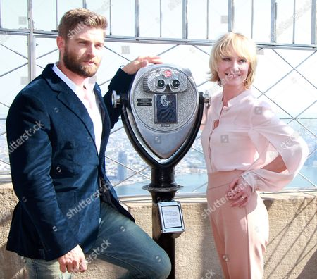 Mike Vogel, Anne Heche