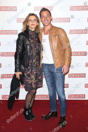 Editorial photo of 'Coexister' film premiere, Paris, France - 25 Sep 2017