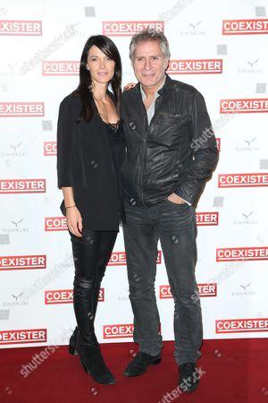 Laetitia Fourcade and Laurent Olmedo