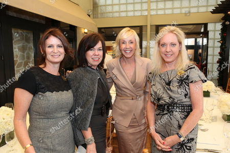 "Editorial picture of ""Conversations with Edith Head"" luncheon at Marche Moderne, Costa Mesa, USA"