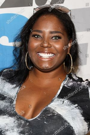 Shar Jackson attends the 102.7 KIIS FM's Teen Choice Pre-Party and Gifting Suite held at the W Hotel Los Angeles, in Los Angeles