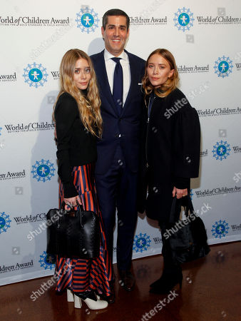 Editorial photo of 2014 World of Children Awards, New York, USA