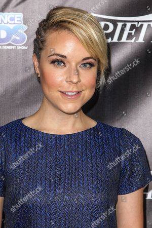 Tina Majorino attends the 2015 Industry Dance Awards at the Avalon on in Los Angeles