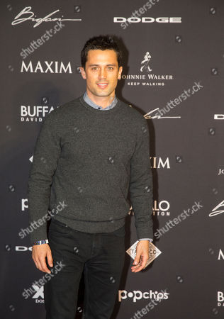 Stephen Colletti arrives at the 2015 Maxim Super Bowl Party on in Scottsdale, Ariz