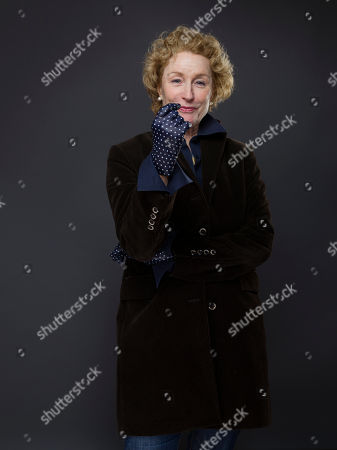 """Lisa Banes poses for a portrait to promote the film, """"The Strongest Man"""", at the Eddie Bauer Adventure House during the Sundance Film Festival, in Park City, Utah"""