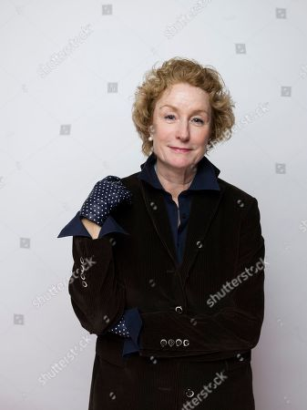 """Lisa Banes poses for a portrait to promote the film, """"The Strongest Man"""", at the Eddie Bauer Adventure House during the Sundance Film Festival in Park City, Utah"""