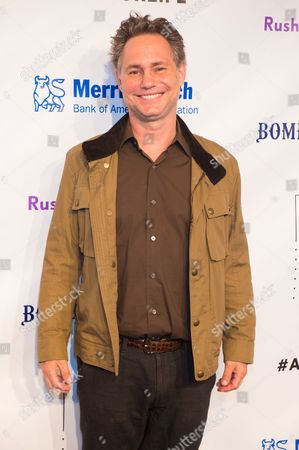 Jason Binn arrives at the 2016 Art For Life Benefit, presented by Russell Simmons' RUSH Philanthropic Arts Foundation, at Fairview Farms,, in Water Mill, New York