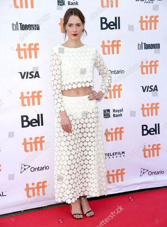 "Editorial picture of 2016 TIFF - ""Denial"" Premiere, Toronto, Canada"