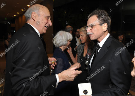 "Stock Picture of Larry Silk and Richard Marks attend the 63rd Annual ""ACE Eddie Awards"" at the Beverly Hilton Hotel on in Beverly Hills, Calif"