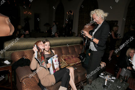 Editorial image of 7Hollywood Fantasy Issue Launch Celebration, Los Angeles, USA